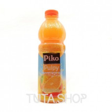 Напиток PIKO Pulpy сокосодержащий Апельсин, 1л