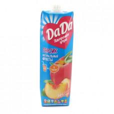 Нектар DaDa персик, 0.95л