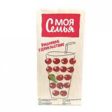 Напиток Моя Семья сокосодержащий вишня, 1.93л