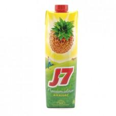 Нектар J-7 ананас с мякотью, 0.97л