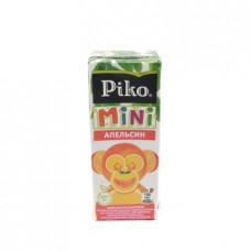 Нектар Piko Mini апельсин, 0.2л