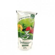 Майонез 3 желания Провансаль, 67% 150 гр