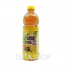 Чай холодный Fuse-tea черный лимон, 1л