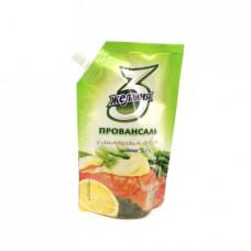 Майонез 3 Желания Провансаль с лимонным соком, 67% 190 гр