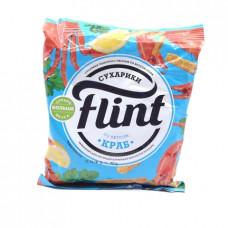 Сухарики Flint со вкусом Краб, 70г