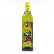 Масло ITLV Clasico оливковое рафинированное с нерафинированным, 500мл