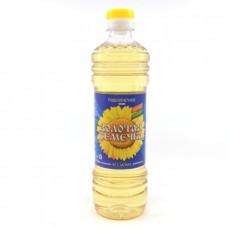 Масло Золотая Семечка подсолнечное рафинированное, 500мл