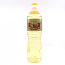 Масло Маслозавод №1 подсолнечное рафинированное, 1л