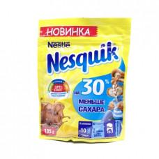 Какао Nesquik шоколадный, 135г