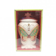 Подарочный набор Чай Hilltop Подарок Цейлона с чайницей черный, 100 г