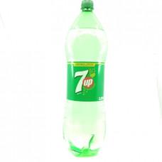 Напиток 7 UP сильногазированный Лимон-лайм, 2.25л