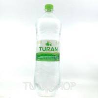Вода минеральная Turan слабогазированная, 1.5л