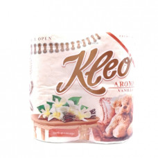 Бумага туалетная Kleo Aroma Ваниль, 3-сл, 4шт