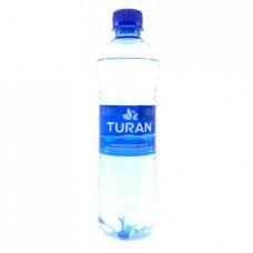 Вода Turan минеральная сильногазированная, 0.5л