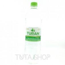 Вода Turan минеральная слабогазированная, 1л