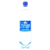Вода Turan минеральная сильногазированная, 1л
