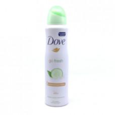Антиперспирант Dove Прикосновение свежести, 150мл