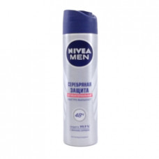 Антиперспирант Nivea Men Silver, 150мл