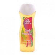 Гель для душа Adidas Get Ready,  250мл