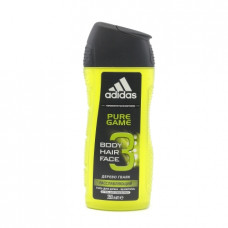 Гель для душа Adidas Pure Game, 250мл