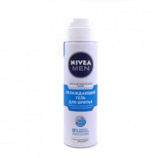 Гель д/бритья Nivea Men Охлаждающий, 200мл