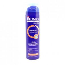Гель для бритья Deonica максимальная защита, 200мл