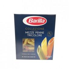 Макаронные изделия Barilla Mezze Penne цветные, 500г