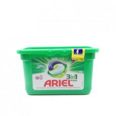 Капсулы Ariel для стирки Горный родник, 12х27г