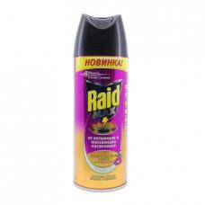 Средство Raid Max от летающих и ползающих насекомых Весенний луг, 300мл