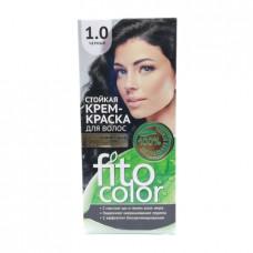 Краска для волос Fito Color 1.0 Черный,