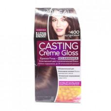 Краска для волос Casting Creme Gloss 400 Каштановый