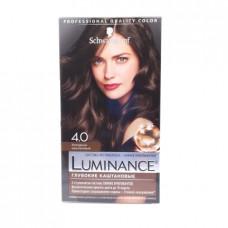 Краска для волос Luminance 4.0 Холодный каштановый