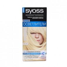 Краска для волос Syoss 12-0 Интенсивный осветлитель