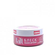 Гель-воск для волос Taft Блеск, 75мл