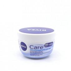 Крем  Nivea Care увлажняющий для лица, 100мл