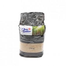 Сахар Dan Sukker тростниковый нерафинированный, 750г