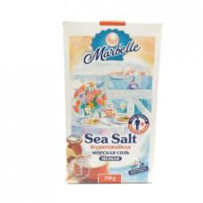 Соль Marbelle морская мелкая, 750г