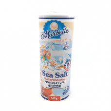 Соль Marbelle морская мелкая, 500г