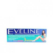 Крем Eveline Cosmetics для депиляции ультрабыстрый, 125мл
