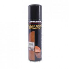 Краска для обуви Tarrago для замши средне — коричневый, 250мл