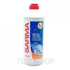 Гель для мытья посуды Sarma 7в1 цитрус, 500мл