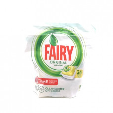 Средство для посудомоечных машин Fairy, 24 капсулы