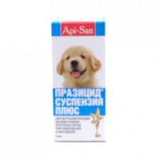 Суспензия Празицид для дегельминтизации щенков крупных пород, 5 мл