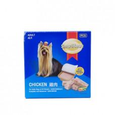 Корм для собак Smartheart Gold со вкусом куриной печени и курицы, 100г