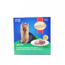 Корм для собак Smartheart Gold со вкусом мяса ягненка и курицы, 100г
