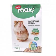 Кормовая смесь Ешка Maxi для Хомяков Основной рацион, 750г