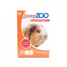 Лакомство ДокторZOO для морских свинок таблетки, 60шт. 30г