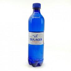 Вода Qulager Burabay минеральная газированная, 0.5л