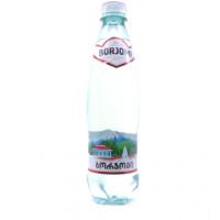 Вода Боржоми минеральная лечебно-столовая газированная, 0.5л