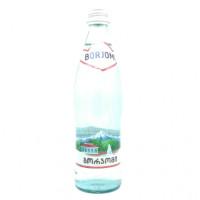 Вода Borjomi минеральная лечебно-столовая газированная, 0.5л